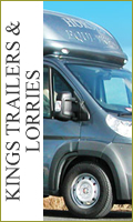 Welcome to Kings Horse Trailers & Lorries